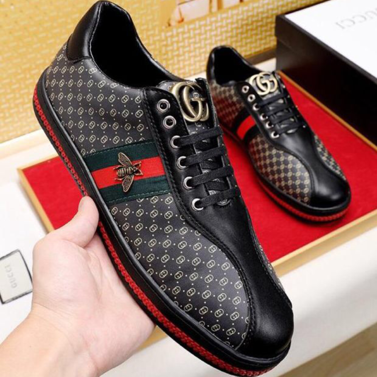 Gucci Man or Woman casual shoes – Tamy